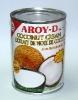 "Кокосовое молоко (сливки) ""AROY-D"" ж/б 560 мл."