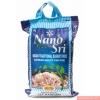 """Индийский рис """"Нано Шри Басмати"""", непропаренный(Nano Sri Indian"""