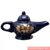 """Аромалампа """"Чайник"""", h=11 см, ручная роспись, керамика"""