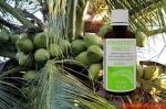 Органическое кокосовое масло Extra Virgin чистое, 50 мл